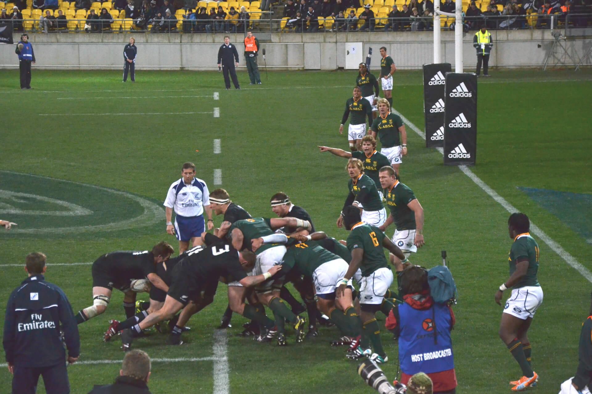 Springboks campeones del mundo de rugby en Japón