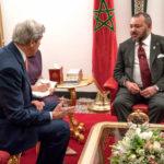 Mohammed VI recibe a John Kerry